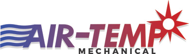 Air-Temp Mechanical Logo