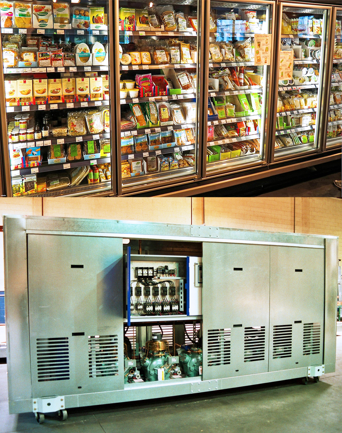 Commercial Refrigeration Repair and Maintenance